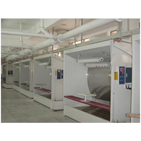 SMP系列水帘式喷漆房